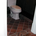 Tiled Entry Floor