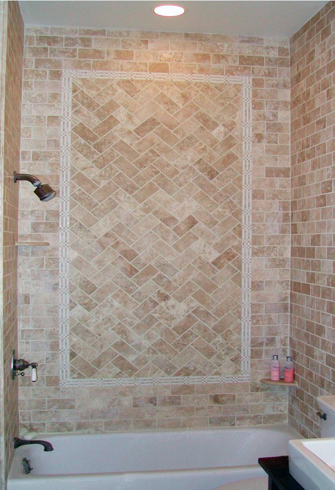 Brenner Remodeling Tile Work Gallery